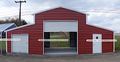 VERSATUBE - carports, garages, storage buildings, rv covers, boat covers, barns and more...